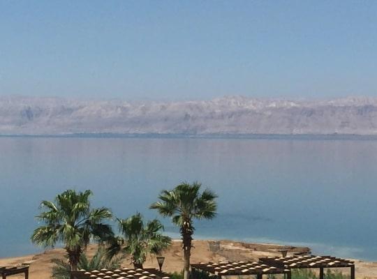 Israel from Jordan
